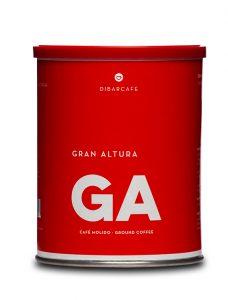 Gran Altura molido llauna