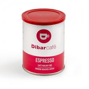 Lata Espresso Molido