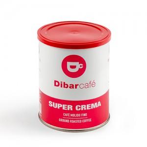 Lata Super Crema Molido